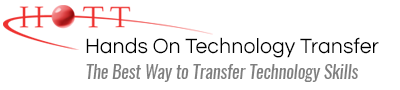 Hands On Technology Transfer